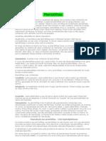 Trabalho Pteridófitas e gimnospermas