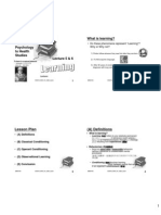 Microsoft Power Point - 0910 S1 CC2413 L56 Learning Standard StudentV