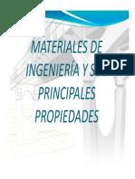 Materiales-Generalidades y Propiedades Mec.