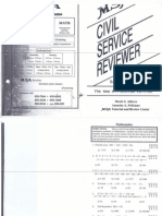 MSA CIVIL SERVICE REVIEWER (79pages)