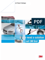 3M Automotive Solutions Catalogue