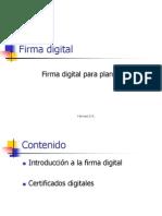 Firm a Digital Cfi A