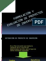 Evaluacion de Proyectos