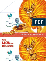 El leon y el ratón