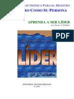 APRENDA A SER LÍDER - GAINES S. DOBBINS