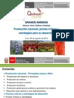 01 Situación actual y perspectiva a futuro sobre la producción orgánica 1