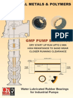 GMP Pump Bearings