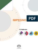"""""""Impegno Italia"""" programma di Enrico Letta"""