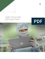 Apple 2014 Progress Report