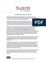 s Wd Intership Programes 1015