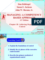 CH10 Managing a Competency Based Approach Hellriegel Jackson