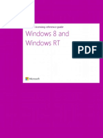Windows 8 Licensing Guide