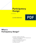 Participatory Presentation