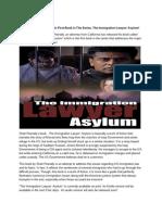 Immigration Lawyer - Asylum