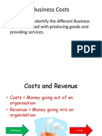 24- Business Costs