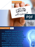 Al Muntaqa' .Kajian Kitab Syarah Hadis