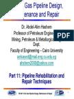Part 11 Pipeline Rehabilitation and Repair Techniques