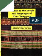 1997 Grimes Etal Nusa Teng Guide