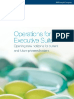 Operations for the Executive Suite Medium