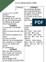03 Les Champs Elysees