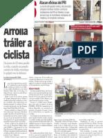 Policiaca 13 de febrero 2014