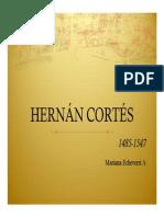 Unidad 1 Hernán Cortés - Mariana Echeverri