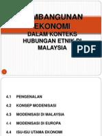 PPG Kuliah Pembangunan Ekonomi