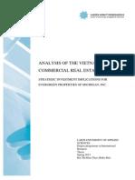 Marketing Strategy Case Study. CFVG