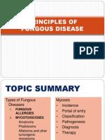 Principles of Fungous Disease