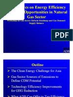 Natural Gas Emission