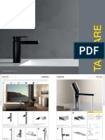 Plumbline 2012-2013 Catalogue Tapware Low-residential Houses