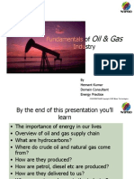 Fundamentals of Oil and Gas Industry1