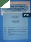 CAREER SERVICE Examination Reviewer 2011 - CIVIL SERVICE EXAM