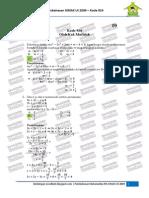 Pembahasan Math IPA-SIMAK UI-Kode924