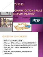 Unit 1 - Understanding Business Communication
