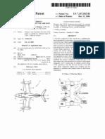 Cool Jet Tipp Patent