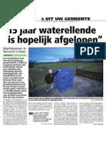 HBVL 13/02/'14 - 15 jaar waterellende is hopelijk afgelopen