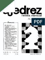 Ajedrez 240-Abr 1974 Ocr