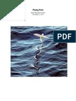 Maura Yumul Flying Fish Report