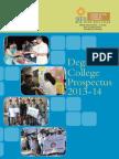 Degree Prospectus 2013 14