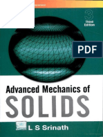 [L. S. Srinath] Advanced Mechanics of Solids 3