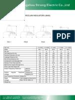 SEC China - Porcelain Insulators