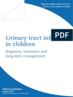 Urinary TrURINARY TRACT INFECTION INFANTS AND CHILDRENSact Infection Infants and Childrens