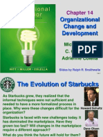 organisational change &development
