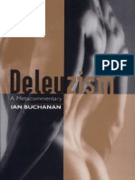Buchanan - Deleuzism a Metacommentary