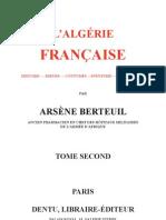 l'algèrie française