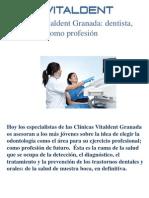 Clinica Vital Dent Granada