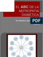 Nefropatia Diabetica Clase 2013