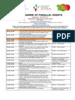 Eng Programme Side Events 2609 1 RABAT 2013