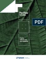 Catálogo de cores Paviflex